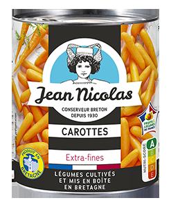 Carottes Extra Fines